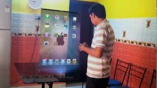 getlinkyoutube.com-iPad 2 Hologram