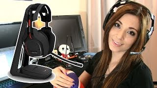getlinkyoutube.com-Astro A50 Wireless Gaming Headset Unboxing