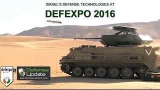getlinkyoutube.com-Israel at Defexpo 2016 - Preview