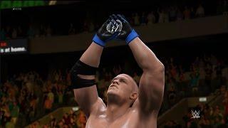 getlinkyoutube.com-WWE 2K17 | How to Gimmick Swap