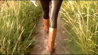 getlinkyoutube.com-boots leather pants leggings 2012 cora high heels
