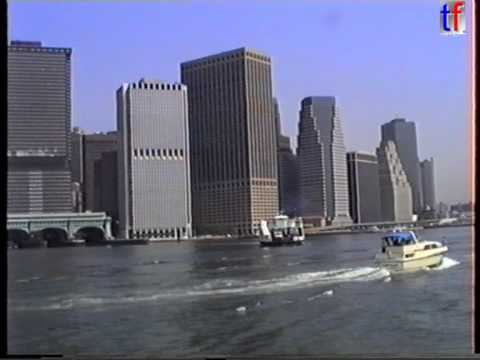 *** HISTORIC MANHATTAN SEMI-CIRCLE CRUISE 1992 ***