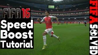 getlinkyoutube.com-FIFA 16 Speed Boost Tutorial - Fast Pace Tips