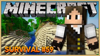 getlinkyoutube.com-Minecraft Survival #59: Uma dungeon soterrada!