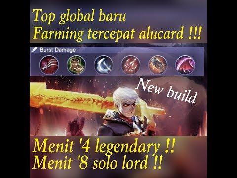 Cara Cepat Farming Pakai Alucard