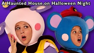 getlinkyoutube.com-Halloween Fun | A Haunted House on Halloween Night and More | Baby Songs from Mother Goose Club!