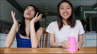 getlinkyoutube.com-Do You Want to Build a Snowman? (FROZEN) » Cups Song Version Cover