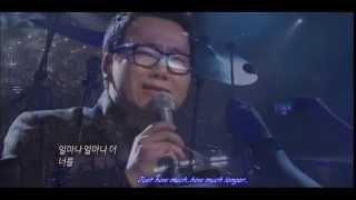 getlinkyoutube.com-[121230]The One(더원)-That Man(그남자) # I AM A SINGER II