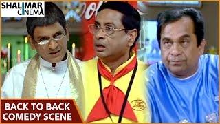 getlinkyoutube.com-Latest Telugu Comedy Scenes || Back to Back || Brahmanandam, M. S. Narayana, AVS || Shalimarcinema