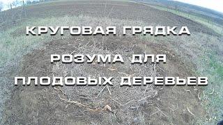 getlinkyoutube.com-Круговая грядка Розума для плодовых деревьев