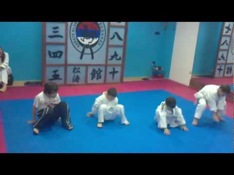 Aikido kids 5 year old