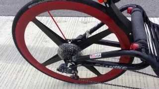 getlinkyoutube.com-Catrike 700 Modifications for Speed