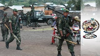 Villagers Are Being Massacred In The Congo By All Sides