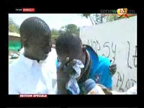 seneweb.com/ Verdict du proces Karime: Yawou Dial en pleure