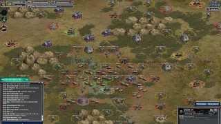 getlinkyoutube.com-IDF-Yossi taken down by AAF Leader ANY