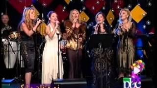 getlinkyoutube.com-سال سال این چند سال - Hengameh - Sepideh - Helen - Leila Forouhar - Betti