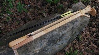 getlinkyoutube.com-The world's smallest legit crossbow?
