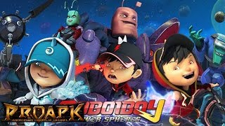 getlinkyoutube.com-BoBoiBoy: Power Spheres Gameplay iOS/ Android