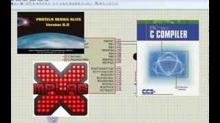 getlinkyoutube.com-Tutorial #1 - Conociendo las Tools MplabX - Proteus 8 - CCS C Compiler Juntos