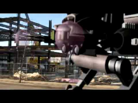 Robert Egnacheski - Mech Simulation - Weapons, Walking, Flying