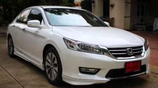 getlinkyoutube.com-รวมภาพ Honda Accord G9 Thailand 2014