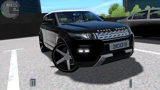 City Car Driving 1.5.0 Range Rover EVOQUE [Logitech G27]