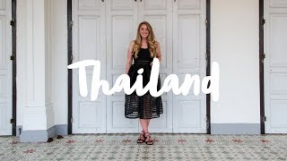 One incredible week in Amazing Thailand || video by Little Grey Box