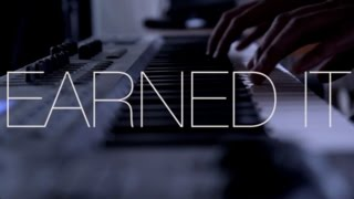 Earned It - The Weeknd (Cover By Travis Atreo)