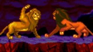 getlinkyoutube.com-Lion King (Genesis) All Bosses (No Damage)