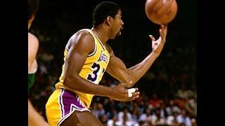 getlinkyoutube.com-【NBA】 マジックジョンソン 本当に凄い技