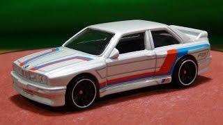 getlinkyoutube.com-ホットウィール BMWアニバーサリーアソートコレクション 2. '92 BMW M3