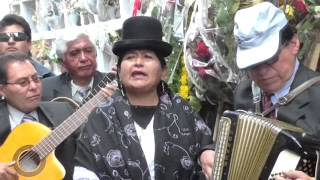 Juliaca MOHO siempre te recordaremos tia Dina Galvez  mix  carnavaleros   moheños