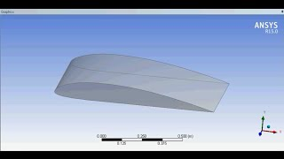 getlinkyoutube.com-CFD Analysis for 3D airfoil wing using ANSYS Fluent