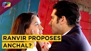 Ranvir Tries To Force His Love On Anchal   Tries to Push Her?   Hassil   Sony tv