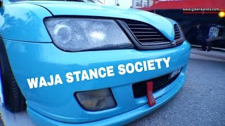 Waja Stance Society Light Blue Ride | Meet and Greet Stance Collaboration 2016