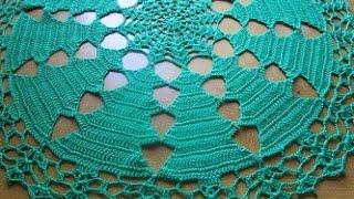 getlinkyoutube.com-Croche Centrinho Natal
