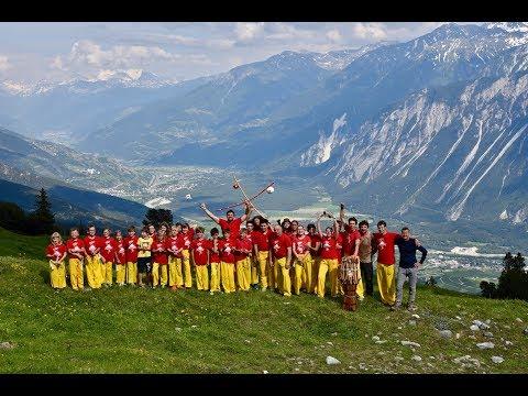 Capoeira Dos Alpes Camps 2018
