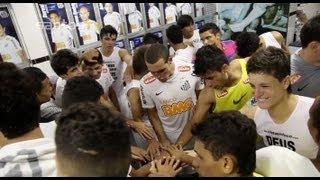 getlinkyoutube.com-Bastidores - Campeonato Paulista sub 20 Santos 1 x 0 São Paulo