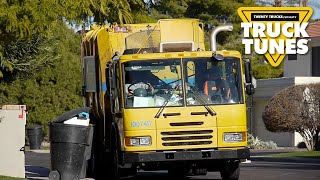 getlinkyoutube.com-Kids Truck Video - Garbage Truck