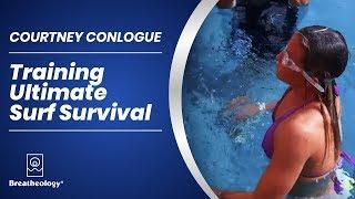 getlinkyoutube.com-Courtney Conlogue Training Ultimate Surf Survival With Breatheology