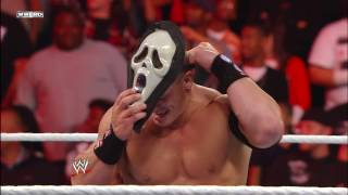 getlinkyoutube.com-A horror movie icon attacks John Cena: Raw, Oct. 31, 2011
