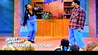 getlinkyoutube.com-Surprise!!!!!! Jerry Springer  2/14/1996