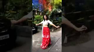 Full HD xxx Videos. .romance ..with dance   Anushka sen Romantic dance with song