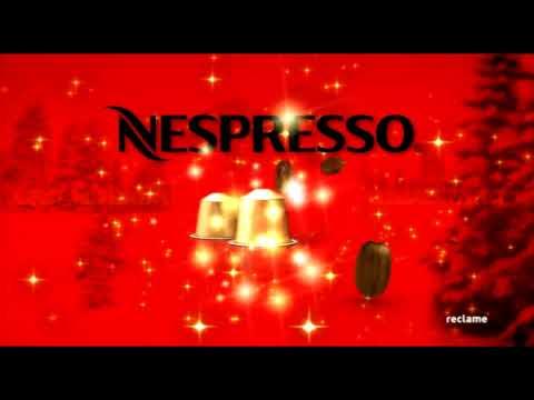 Nespresso kerst ident