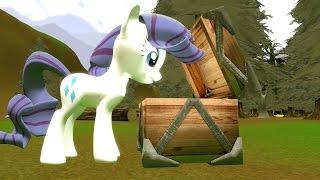 getlinkyoutube.com-Cursed Pony Magic: Rarity