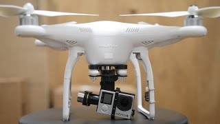 getlinkyoutube.com-DJI Phantom 2 GoPro 4 Black First Flight & Unboxing / overview