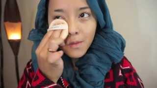 getlinkyoutube.com-Flawless Makeup For Ramadhan
