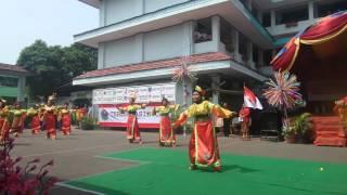 getlinkyoutube.com-INDONESIA MENARI, STUDIO8THINKSART ft SMA 111 Jakarta