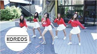 getlinkyoutube.com-[Koreos] 레드벨벳 Red Velvet - 러시안 룰렛 Russian Roulette Dance Cover (Female Ver.)