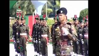 Bangladesh Military Academy | 75th BMA Long Course | Passing out Parade